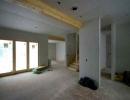 Dnevna soba z predelnimi stenami